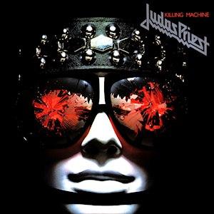 Judas Priest - Killing Machine album coverart