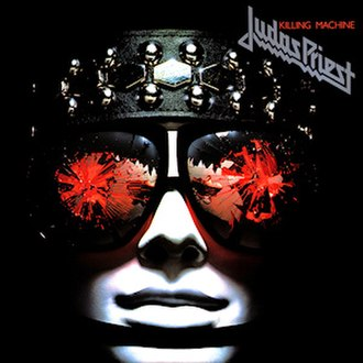 Killing Machine - Image: Judas Priest Killing Machine album coverart