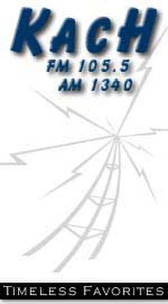 KACH - Image: KACH logo
