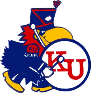 Marching Jayhawks - Image: KU Marching Jayhawks logo