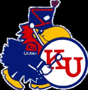Marching Jayhawks - Image: KU Marching Jayhawks logo