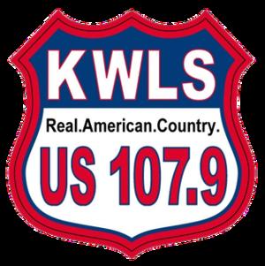 KWLS - Image: KWLS US107.9 logo
