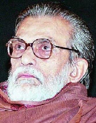 B. V. Karanth - Image: Karanth
