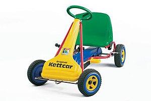 Kettler - The model of the original Kettcar (2010)