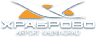 Khrabrovo Airport - Image: Khrab logo