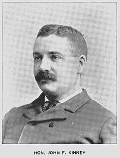 John Franklin Kinney American judge