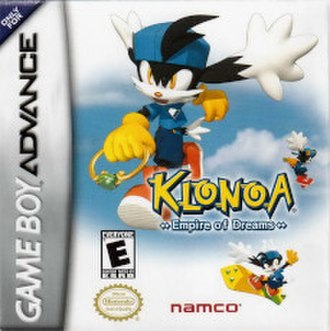 Klonoa: Empire of Dreams - Image: Klonoa Empire of Dreams Packaging 02