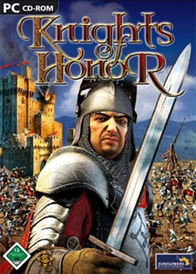 Picture of a game: Knights Of Honor