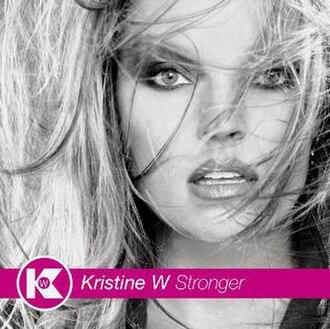 Kristine W — Stronger (studio acapella)