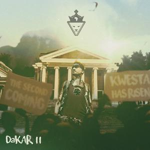 DaKAR II - Image: Kwesta Da KAR II