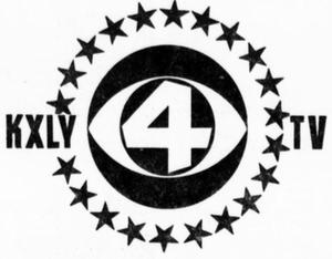 KXLY-TV - KXLY-TV logo; 1966