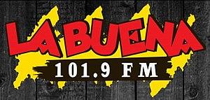 KLBN - Image: La Buena 101.9