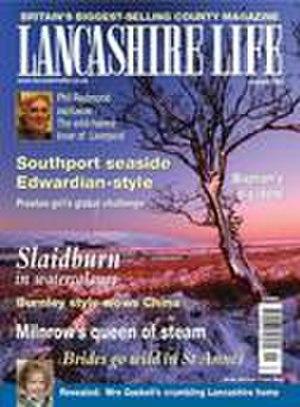 Lancashire Life - Image: Lancashire Life Coverfrom Media Pack Jan 2008