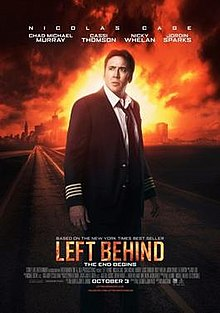 Left Behind 2014 Film Wikipedia