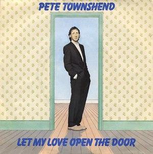 Let My Love Open the Door - Image: Let My Love