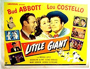 Little Giant - Theatrical release poster