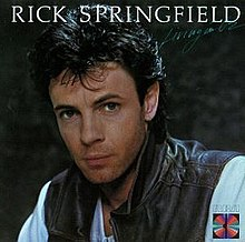 Rick Springfield Living In Oz Tour Opening Act