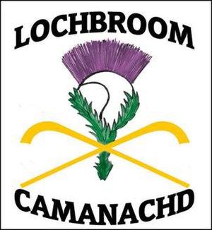 Lochbroom Camanachd - Image: Lochbroomcamanachd