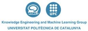 Knowledge Engineering and Machine Learning Group - Image: Logo KEMLG petit