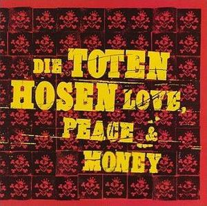 Love, Peace & Money - Image: Lovepeaceandmoney US
