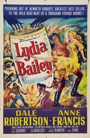 Lydia Bailey - Original film poster