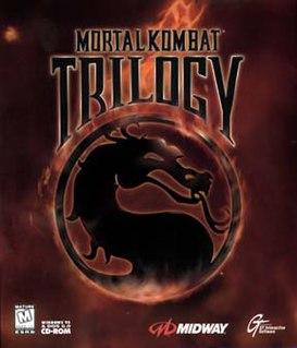 <i>Mortal Kombat Trilogy</i> 1996 video game
