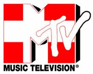 MTV Denmark - First logo of MTV Denmark