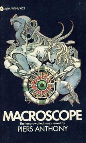 Macroscope (novel) - First edition (p/b)