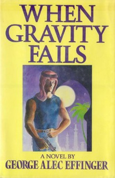 Picture of a book: When Gravity Fails