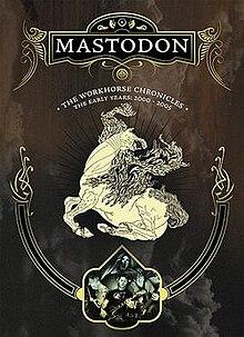 Mastodon - naked burn