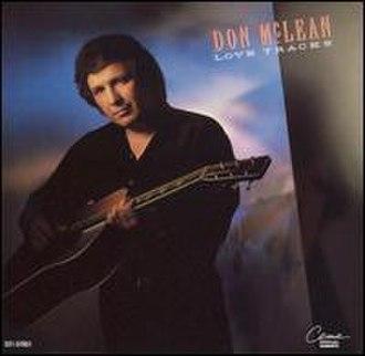 Love Tracks (Don McLean album) - Image: Mclean love tracks