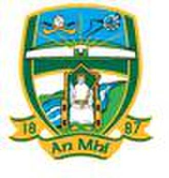 Meath Senior Football Championship - Image: Meath