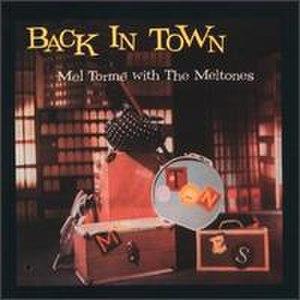 Back in Town (Mel Tormé album) - Image: Mel Torme Back In Town