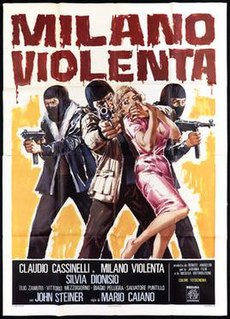 <i>Bloody Payroll</i> 1976 film by Mario Caiano