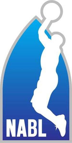 North American Basketball League - Image: NABL logo