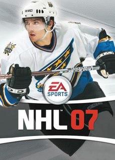 <i>NHL 07</i> 2006 video game