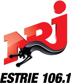 CIMO-FM - Image: NRJ Estrie