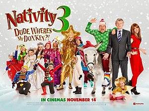 Nativity 3: Dude, Where's My Donkey? - Image: Nativity 3