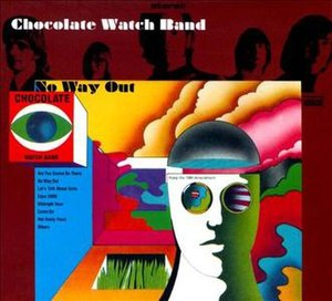 No Way Out (The Chocolate Watchband album) - Image: No Way Out The Chocolate Watchband
