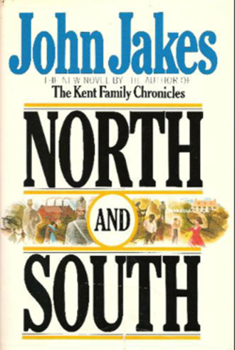 North and South (trilogy) - First edition cover