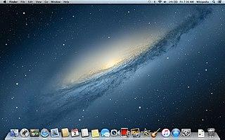 OS X Mountain Lion Ninth major release of OS X