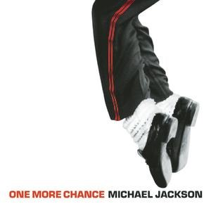 One More Chance (Michael Jackson song) - Image: One More Chance (Michael Jackson song)