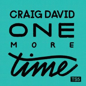 One More Time (Craig David song) - Image: One More Time 2016 Single Cover