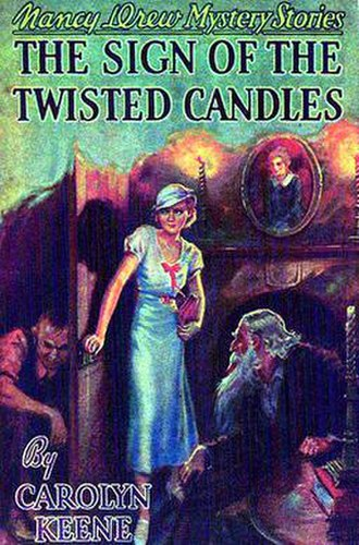 The Sign of the Twisted Candles - Image: Origndtsottc