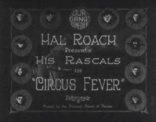 <i>Circus Fever</i> 1925 film