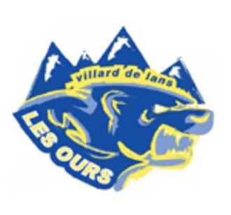 Ours de Villard-de-Lans - Image: Ours de Villard de Lans logo