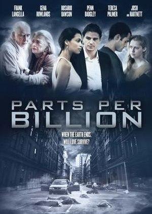 Parts per Billion - Preview Poster