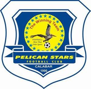 Pelican Stars F.C. - Image: Pelican Stars fc logo