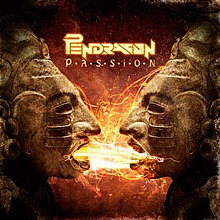 Cover of Pendragon - Passion