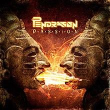 Cover of Pendragon - Passion